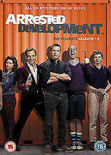 Arrested Development Season 1 to 4 DVD NEW DVD (6129301000)