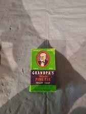 Grandpas pine tar soap