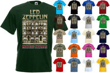 Led Zeppelin Phisical Grafitti v6 T-shirt hard rock band all sizes S...5XL