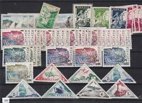 monaco timbre tax and pre cancelled stamps ref 11679