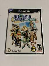 New listing Final Fantasy: Crystal Chronicles (Nintendo GameCube) (Brand New / Sealed)