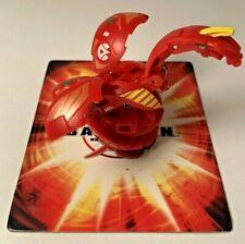 Bakugan Cyborg Helios Red Pyrus B2 680G Battle Brawlers