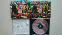The Beatles Sgt Peppers Lonely Hearts Club Band  Original 1992 CD Release