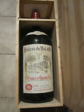 Chateau du Val d´Or - St. Emillion Grand Cru - CUVÉE LÉA - 3 Liter Flasche - NEU