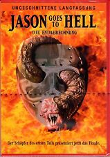Jason goes to Hell , Freitag der 13. Teil 9 , 100% uncut , english / german ,new