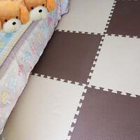 10/20/30x Eva Foam Puzzle Exercise Play Mat Interlocking Floor Soft Tiles 12''