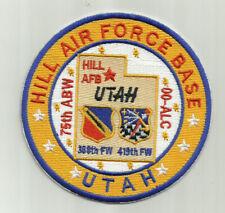 Hill Affb, Utah Y