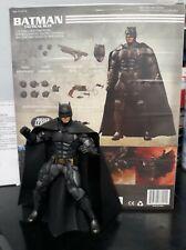 NEW Mezco Toyz ONE:12 Collective DC Justice League Tactical Suit Batman Affleck