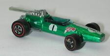 Redline Hotwheels Green 1969 Brabham Repco  oc14269