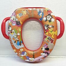 Ginsey Home Solutions MICKEY MOUSE Padded Potty Seat