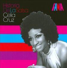 Cruz, Celia : Historia De La Salsa CD