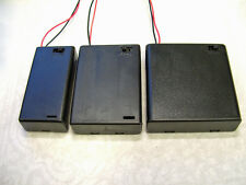 4 x AAA Batteria Box Holder con interruttore Hobby Model toy
