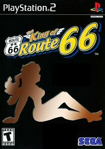 King of Route 66 - Playstation 2 Game Complete