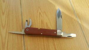 Wengerinox P Old Cross (model 1951 Soldier Swiss Army Knife)