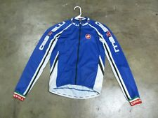 Castelli Long Sleeve Cycling Jersey Size Small