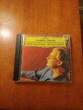 Chabrier Espana Suite Pastorale Wiener Philharmoniker cd 1996 Deutshe Grammophon