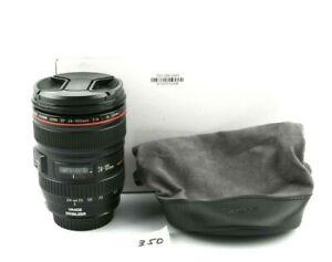 Canon EF 24-105mm F/.4 LUSM Lens USA
