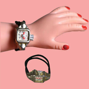 Darling Vintage 1950s Tiny Doll Watch! Premier Doll Co Japan