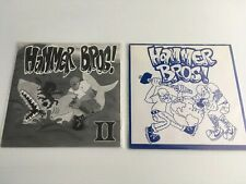 "Hammer Bros PUNK 7"" record LOT Hardcore Thrash Metal Underrated Merrimack Valley"