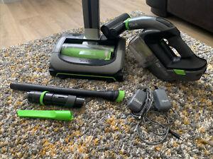 Gtech AirRam AR20 Plus Gtech Multi ATF006 Handheld Cordless Vacuum Cleaner.