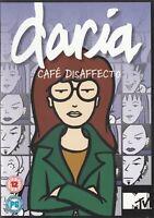 Daria Cafe Café Disaffecto MTV - NEW Region 2 DVD