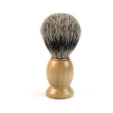 Men Wood Handle Shaving Brush Badger Hair For Men Father Gift Barber New Tool