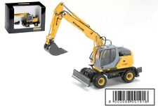 1:50 Scale ROS 00191 New Holland MH 5.6 Wheeled Excavator