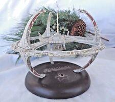 Star Trek Space Station Deep Space Nine Hallmark Keepsake Ornament Lights Sound