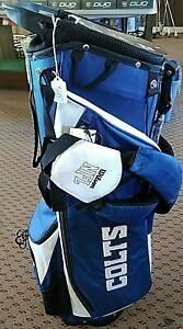 NFL Logo Golf Club bag - Indianapolis Colts
