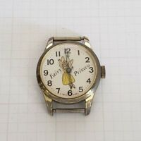 Vintage wind-up Fairy Princess Character Watch for Repair