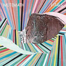 Vitals - Mutemath (CD, 2015, Universal) - FREE SHIPPING