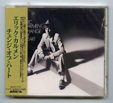 Eric Carmen (Raspberries)/Change Of Heart(Japan/Sealed)