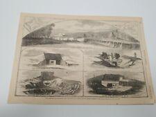 The Attack on Fort Hindman, Arkansas-Feb.21,1863 Harper's[#39]
