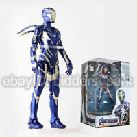 ZD Toys Avengers Endgame Iron Man MK49 Rescue Virginia Pepper Potts Figure 09999