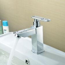 Waschtischarmatur Waschbecken eckig Badarmatur Kaltwasserhahn Standhahn Gäste-WC