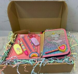 Girls Personalised Letter Box Hamper Holiday/Travel/Activity/Gift Set
