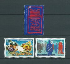 FRANCE - 1998 YT 3132 à 3134 - TIMBRES NEUFS** LUXE