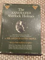The Annotated Sherlock Holmes Volumes 1-2 (1967, Hardcover)