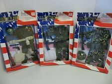 """Soldiers Of The World U.S. Serviceman Collection 12"""" Accessories 3 Packs"""