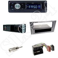 Caliber RMD021 Autoradio + Ford Mondeo B4Y/B5Y/BWY Blende grau + ISO Adapter