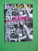 Belleza En Vogue Allure Italia Suplemento Noviembre 2014N.771
