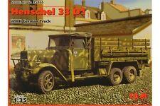 ICM 35466 1/35 Henschel 33 D1 WWII German Truck
