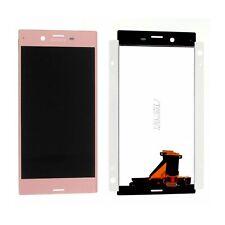 Pantalla Completa Sony Xperia XZ F8331 1304-9087 Rosa Original Nuevo
