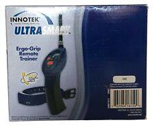 Innotek UltraSmart Ergo-Grip Remote Dog Trainer Collar Set IUT-1000 NOB (2005)
