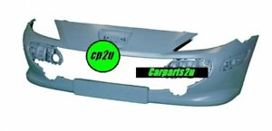 TO SUIT PEUGEOT 307 T6 FRONT BUMPER 10/05 to 12/09