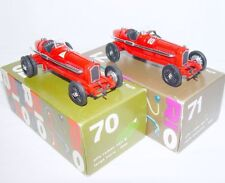 2 Rio Italy 1:43 ALFA ROMEO TIPO Targa Florio & Ruote 1934 + 1935 RACING Car MIB
