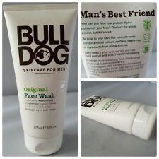 2 x Bull Dog Skincare 4 Men Original Face Wash Green Tea & Essential Oils 5.9oz