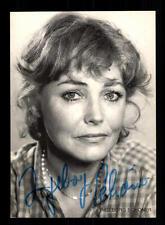 Ingeborg Schöner Rüdel Autogrammkarte Original Signiert # BC 94281