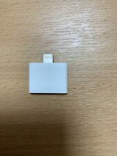 100% Genuine Apple lightning to 30-pin adapter