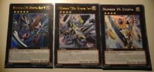 Xyz Super Rare Individual Yu-Gi-Oh! Cards in English